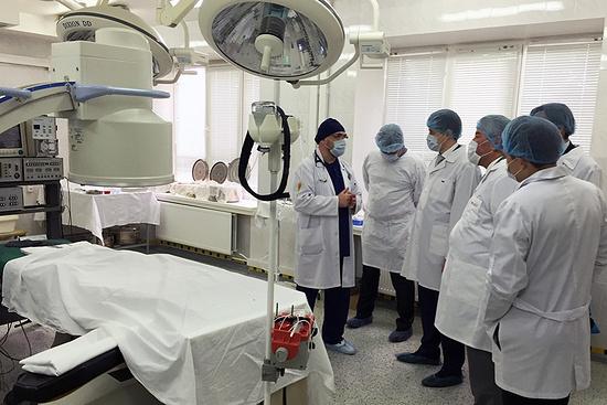 Итальянский кардиоцентр может появиться на Ставрополье