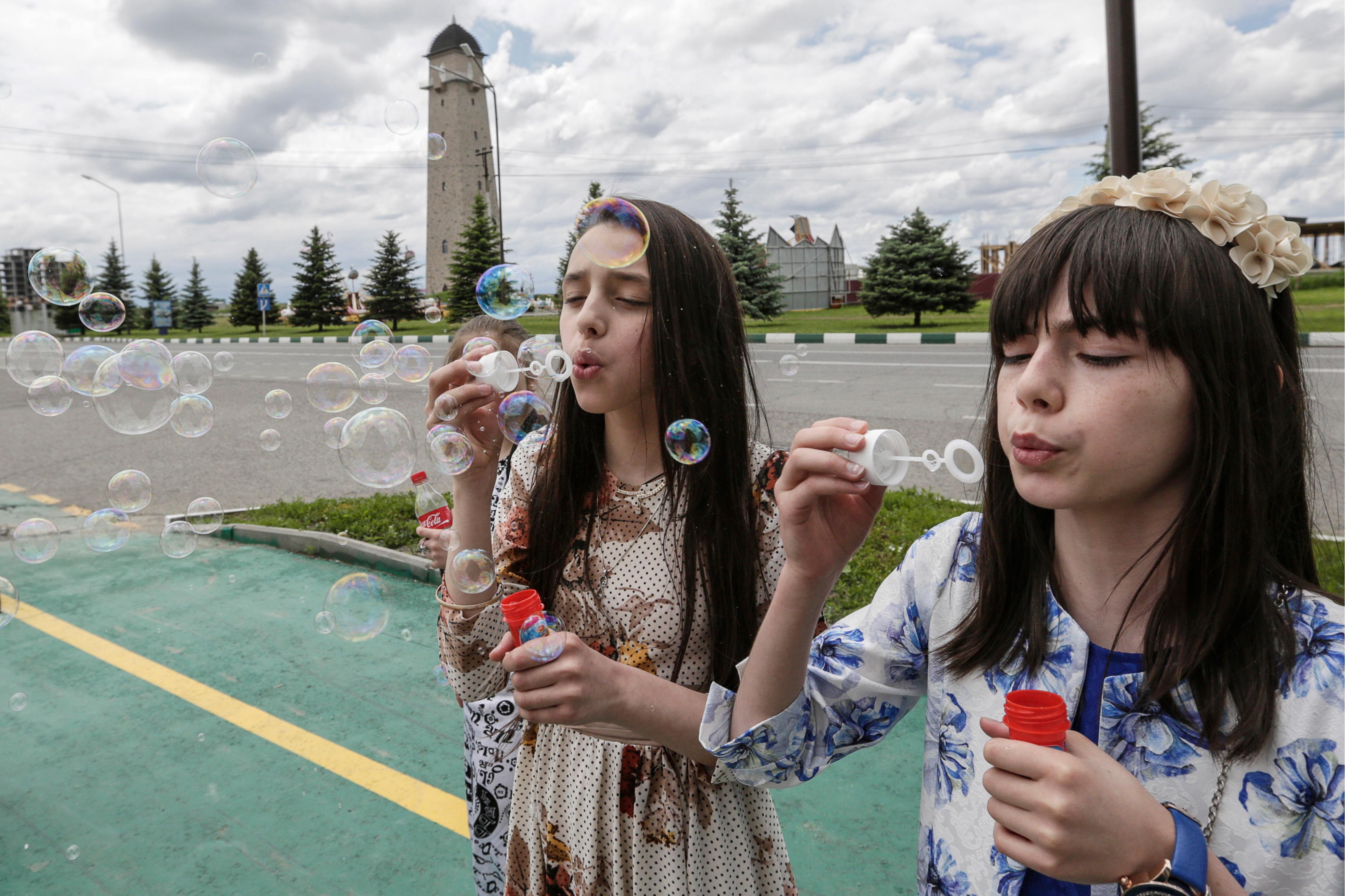 Число жителей Магаса вырастет в шесть раз к 2025 году