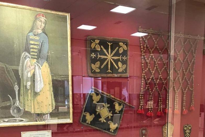 В Ростове-на-Дону открылась историческая выставка, посвященная черкесским женщинам