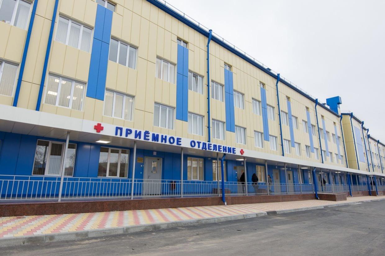 Во Владикавказе открыли корпус детской больницы, строительство которого велось четверть века
