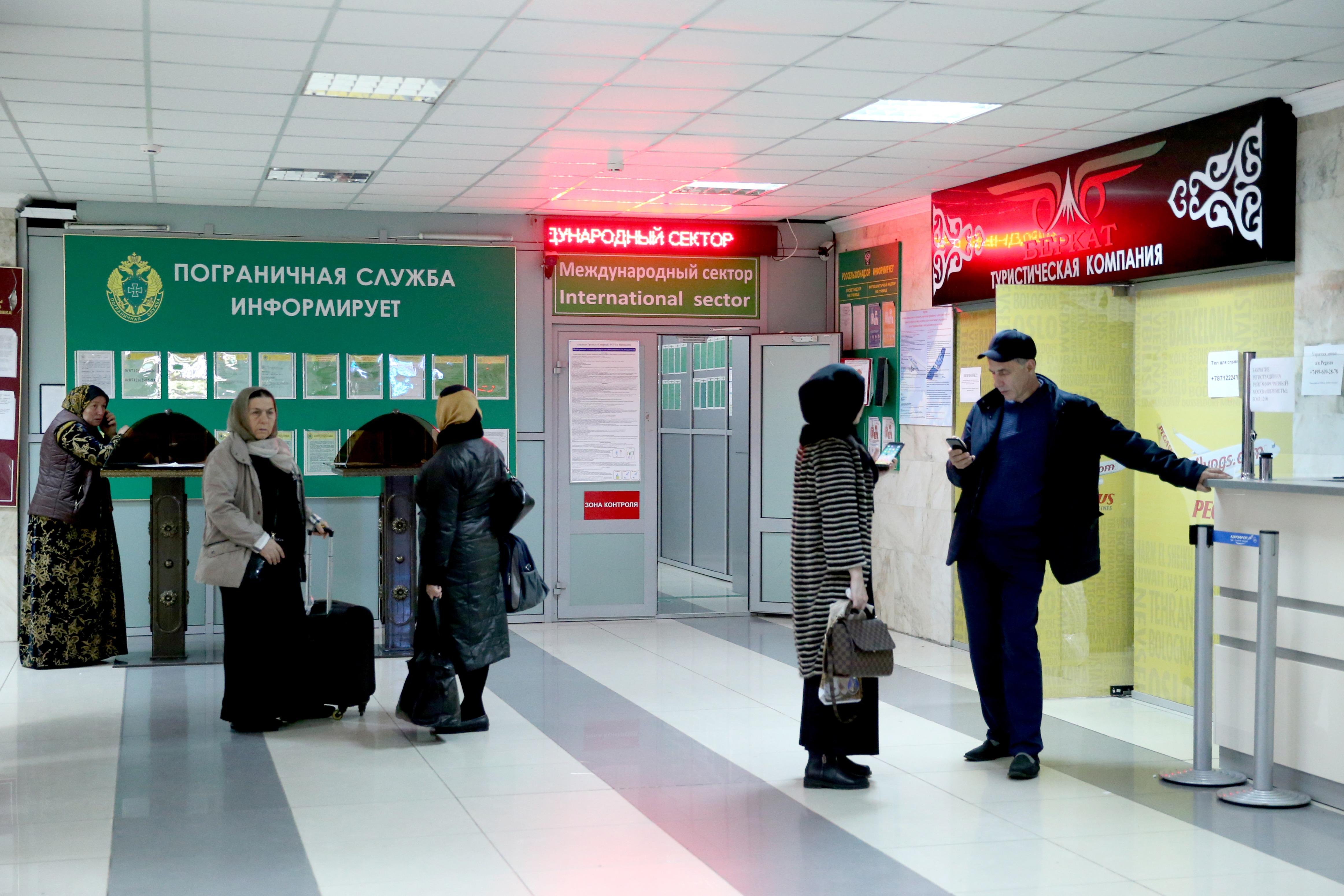Между Грозным и Антальей раскрылось прямое авиасообщение
