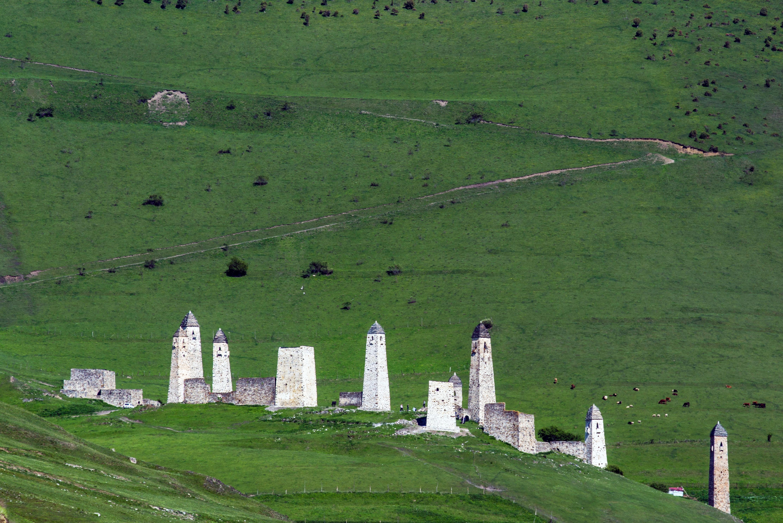 В Ингушетии разработают туры специально для итальянских туристов