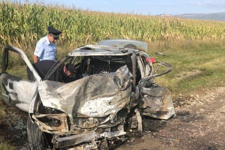 Один человек умер и четыре пострадали в ДТП в Карачаево-Черкесии
