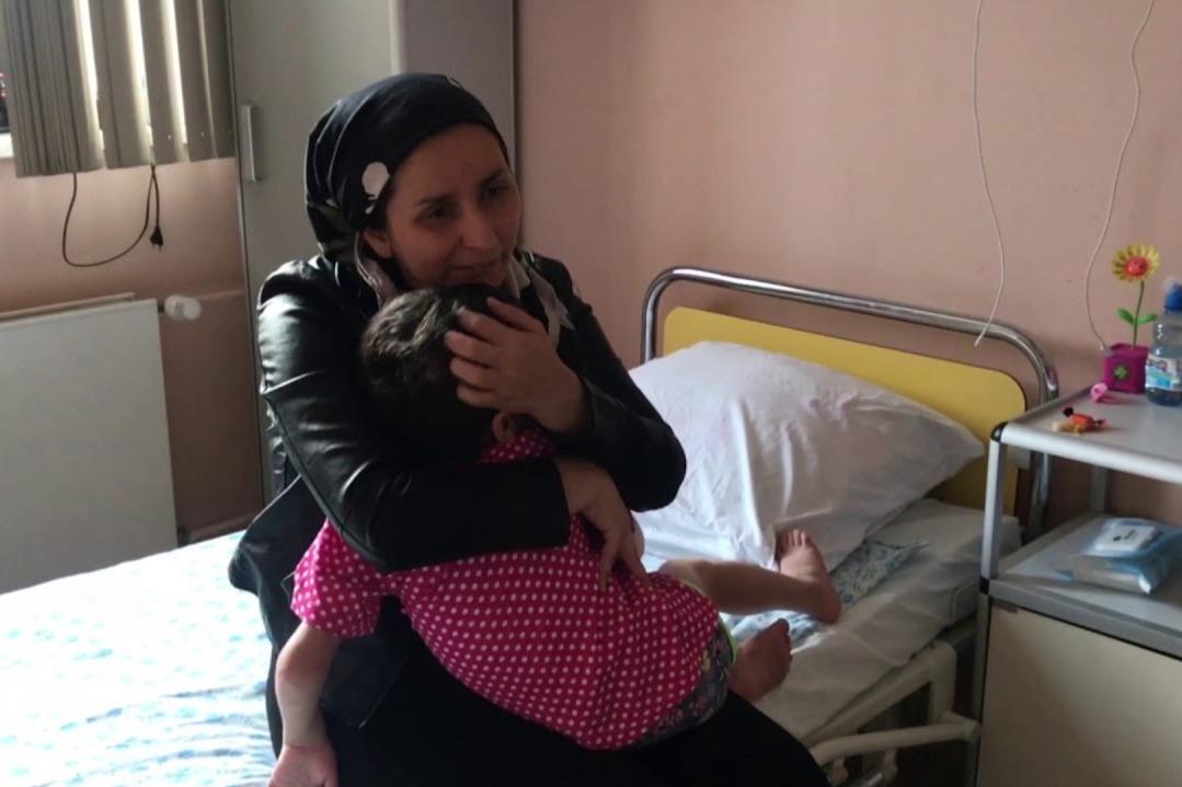 Мать избитой 7-летней девченки из Ингушетии снимет квартиру, чтоб возвратить малыша