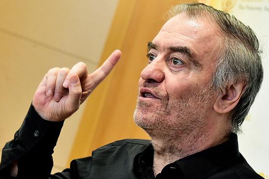 Валерий Гергиев назначен послом чемпионата мира пофутболу