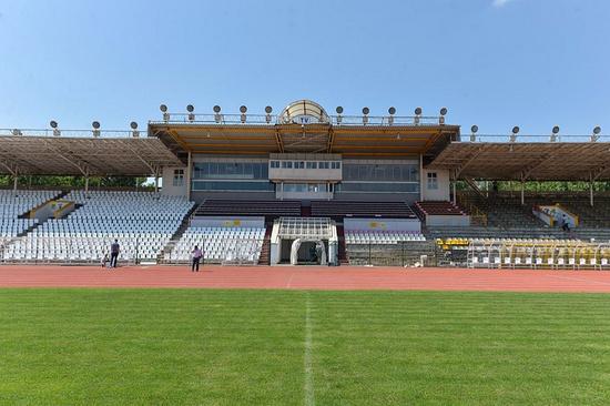 Мутко пообещал проконтролировать ход реконструкции стадиона «Спартак» воВладикавказе