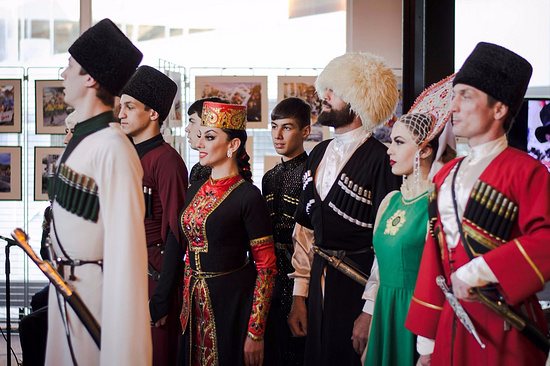 Карачаево-Черкесия рекламирует себя вСовете Европы