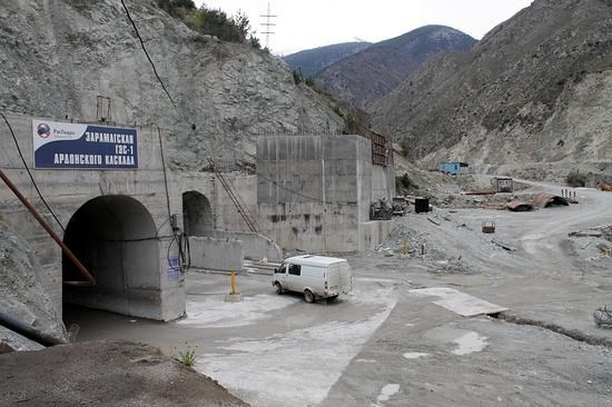 «Русгидро» проведет модификацию изношенных ГЭС вСеверной Осетии