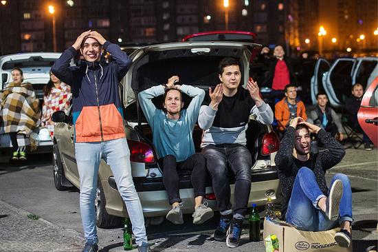 Руководитель Дагестана назвал чемпионат Европы поборьбе общенациональным праздником
